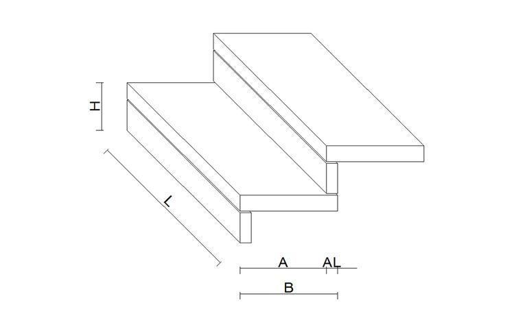 tritt setzstufen betonstein. Black Bedroom Furniture Sets. Home Design Ideas